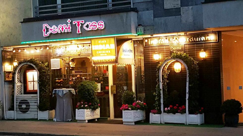 Indisches Restaurant Demi Tass Wien Indisches Restaurant
